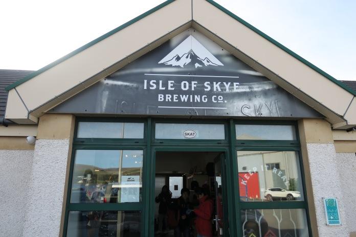 Skye Brewing Co