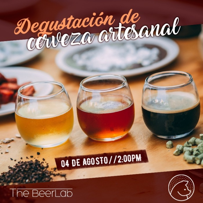 Beer tasting en la chicharrita